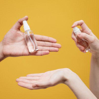 Crónica de Cuarentena: el gel antibacterial