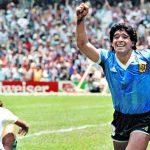 Maradona a los anales